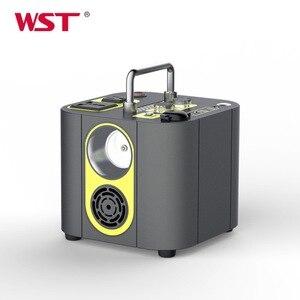 Image 1 - WST 126000mAh High Capacity Portable Power Bank Station Energy Storage Power 220V AC/DC