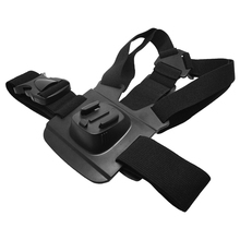 цена на Adjustable Chest Strap Mount Harness Chest Strap Belt for GoPro HD Hero 8 7 6 5 4 3+ 3 SJ4000 SJ5000 Sport Camera