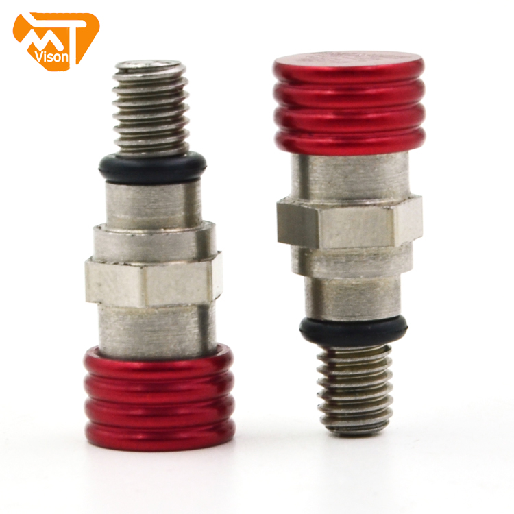 M5 0.8MM Air Bleeder Relief Valve For honda CR125 CRF150 CR250 CR500 CRF230 CRF250R CRF250X CRF450R CRF450X Dirt Bike