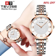 Watch Women TEVISE T09 Quartz Ladies