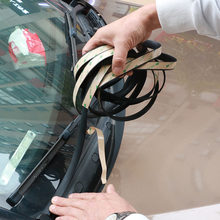 3M Auto Gummi Dichtung Vorne Heckscheibe Schiebedach Dichtung Streifen für Volvo S40 S60 S80 XC60 XC90 V40 V60 c30 XC70 V70