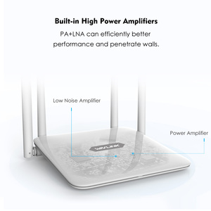 Image 2 - Wavlink 고출력 듀얼 밴드 ac1200 무선 라우터 wifi 익스텐더 4 * 5dbi 고 이득 안테나 넓은 범위 wps 쉬운 설정