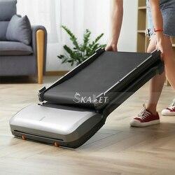 شاومي WalkingPad C1 نسخة سبيكة المشي آلة طوي داخلي المنزلية رقيقة جدا مفرغة معدات اللياقة البدنية