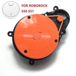 Image 1 - جديد الأصلي جهاز آلي لتنظيف الأتربة قطع غيار الليزر الاستشعار عن بعد LDS ل Roborock S50 S51 Gen 2nd قطع الغيار