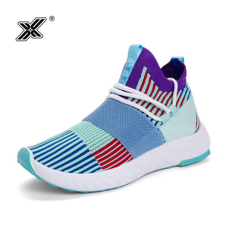X Brand Spring Breathable Weaving Men