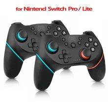 Joystick-Controller Switch Gamepad 6-Axis-Handle Wireless-Bluetooth New