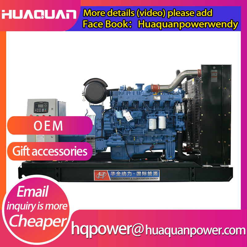 250kw china cheap permanent magnet electric motor generator price
