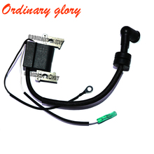 6BX 85571 00 Ignition Coil Assy with CDI for YAMAHA Outboard F4L F4B F4S F5A F6L F6S F6C 4 Stroke