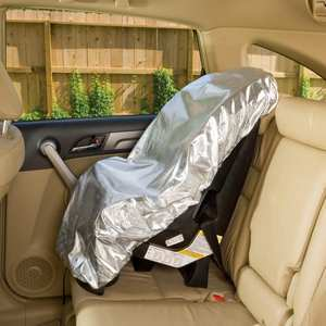 Car-Seat-Cover Cooler Temperature Wear-Resistant Dustproof Baby