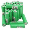 Российская Склад быстрая доставка inr18650 25R yeckpowo литий-ионная батарея литиевые батареи 2500mah 3,7 V 10C 25A высокий ток слива