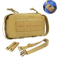 Waist-Bag Military-Shoulder Tactical Pouch EDC Chest Molle Outdoor 1000D for Travel Hiking
