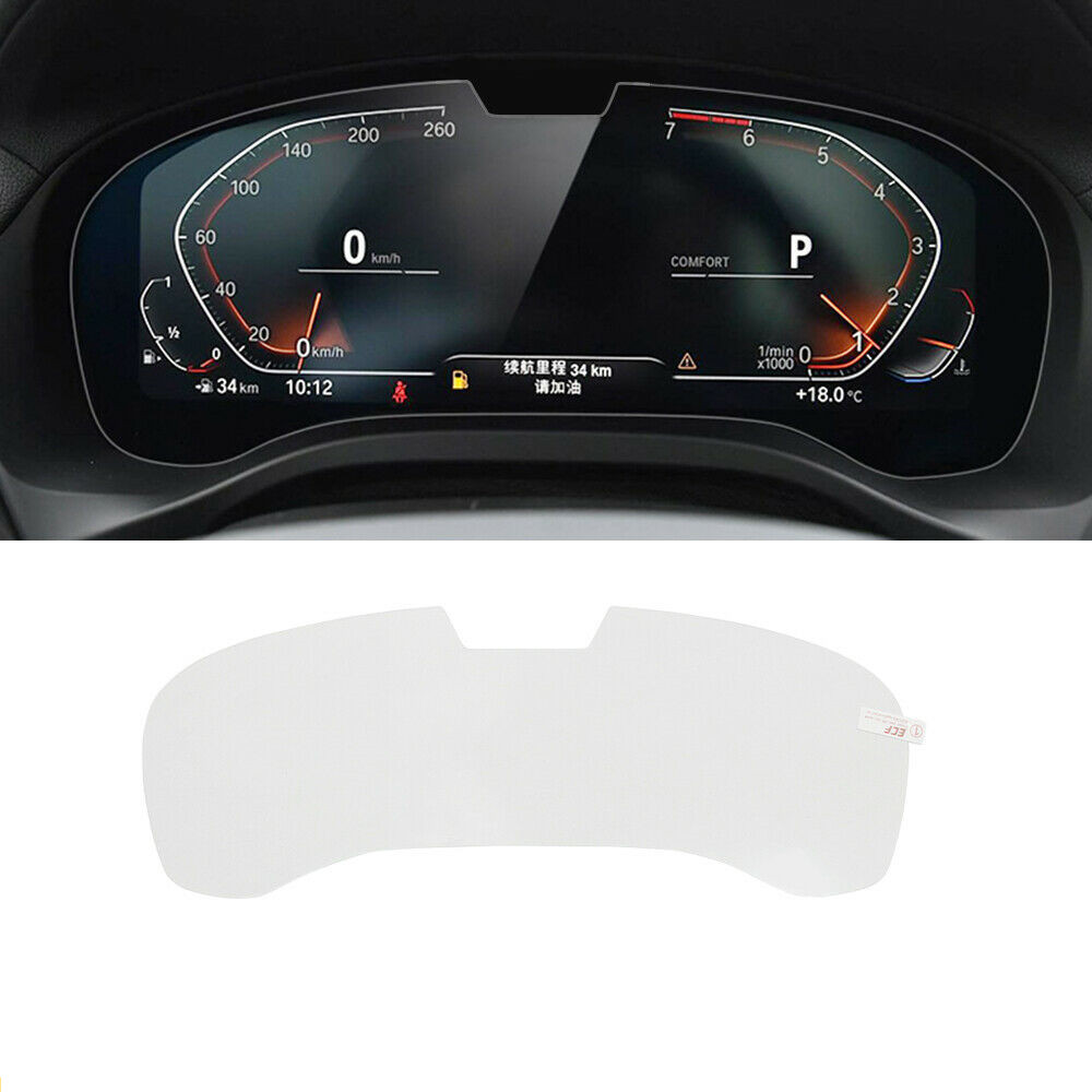 For <font><b>BMW</b></font> <font><b>X3</b></font> <font><b>G01</b></font> X4 G02 2017-2019 2020 Auto Car Dashboard Film Monitor Screen <font><b>Protector</b></font> Protective Tempered Glass Film Sticker image