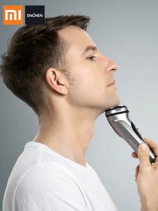 Xiaomi Razor Beard 3d-Machine Electric-Shaver Smart-Control Washable Enchen Blackstone