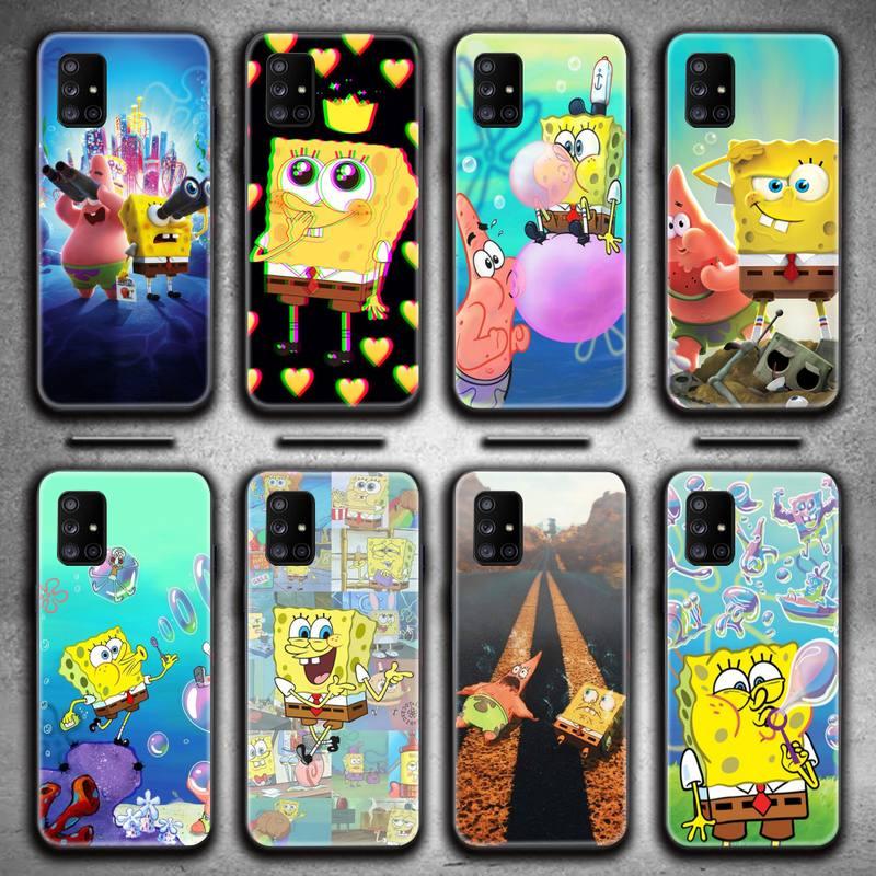 Cartoon Best Friends Bobs Phone Case For Samsung Galaxy A21S A01 A11 A31 A81 A10 A20E A30 A40 A50 A70 A80 A71 A51 Design-Sponges