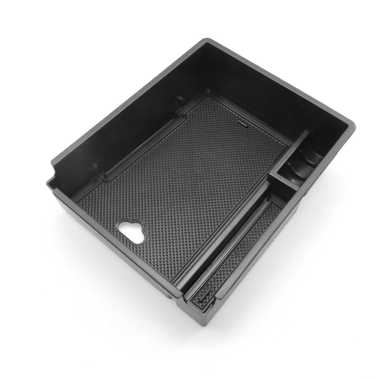 LFOTPP центральный автомобильный подлокотник для хранения Коробка для Tucson NX4 otali.ru Нескользящий Резиновый Контейнер аксессуары для авто интерьера