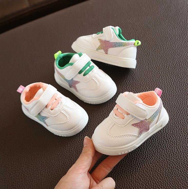 2020 Baby Boy Girl Sport Casual Shoes Toddler Shoes 0-2years 15-19 2088 TX08