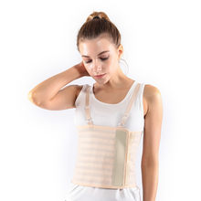 Medical Fixing Band Rib Belt Wraps Medical Breast Bandage for Postoperative