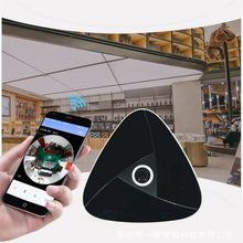 3MP Wireless Wifi Panoramic Camera Card Cloud Storage Mobile Phone Remote 300w dpi House Security Monitor(China)