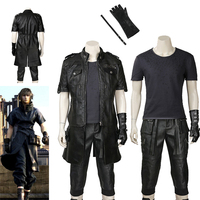 Game Original Noctis Lucis Caelum Cosplay Final Fantasy Costume Custom Jacket Pants Free Shipping Any Size