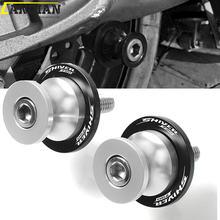 Мотоцикл cnc swingarm Катушки слайдер стенд винты для aprilia