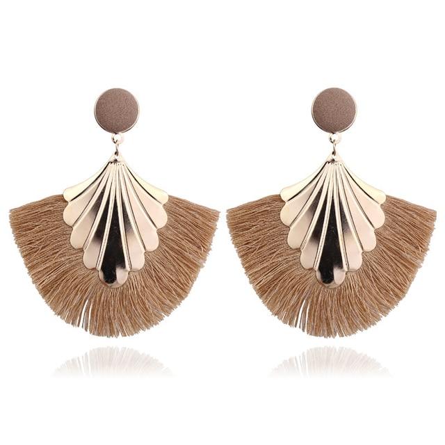 Chic Tassel Earrings  2