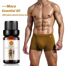 Maca Supplement Maca Male Herbal Big Dick Essential Oil for Men To Increase Cock