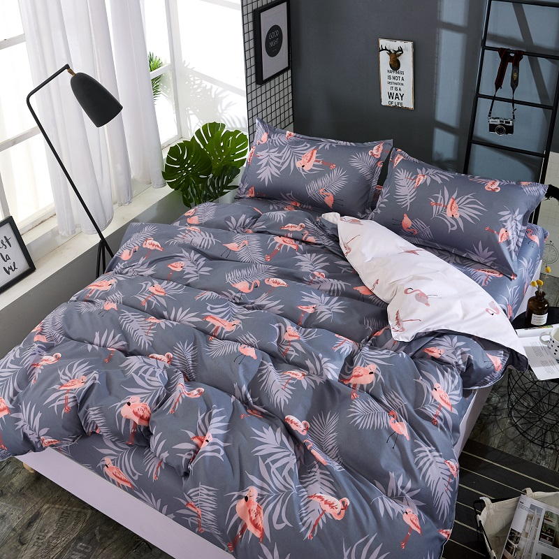 Bedding Bag The Single Double Duvet Cover Piece Quilt 1.5/1.8/2.0 M Bed Dormitory  Quilt Cover