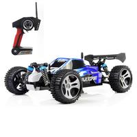 WLtoys A959 RC Mini Car 2.4G 1/18 Scale Remote Control Off road Racing Car SUV Toy Gift for Boy