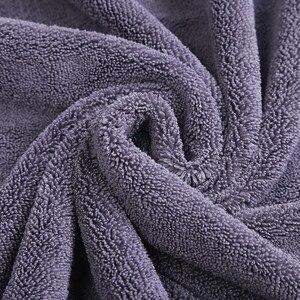 Image 3 - Chiffon de séchage en microfibre à poils longs, serviette Super absorbante sans tourbillon pour fenêtre de peinture, haute Performance de teinture, 40x60cm