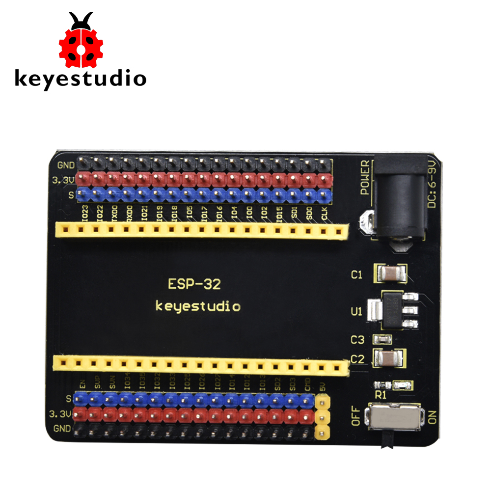 Keyestudio ESP32-IO Shield for Arduino ESP-32 Core Board