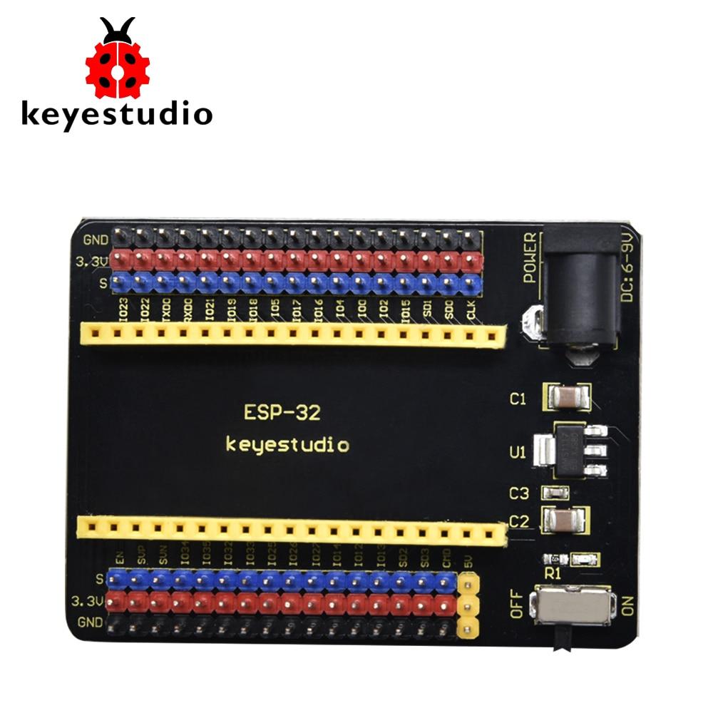 Keyestudio ESP32-IO Shield For Arduino ESP32 Core Board