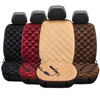 Car seat heater cushion insulation cover winter heating warm high and low temperature 12V heated seat cover car seat decoration