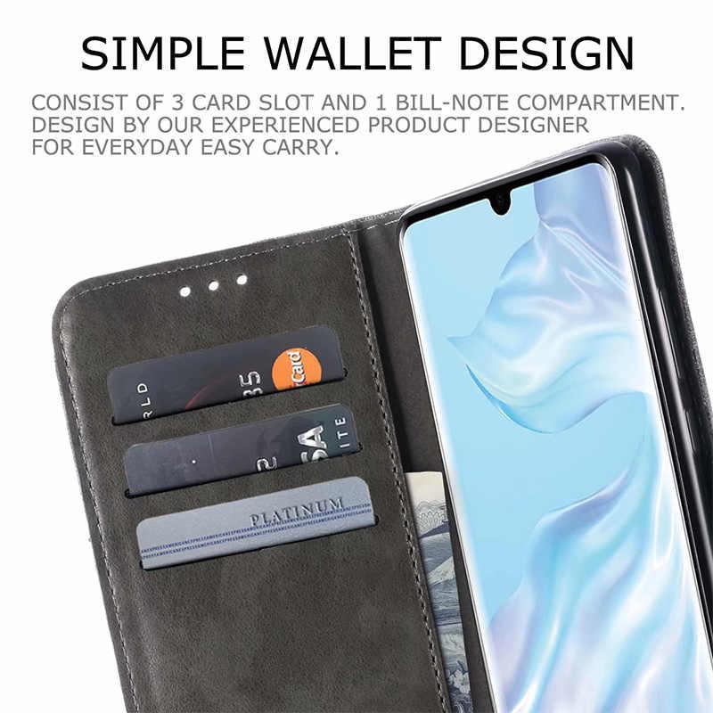 Chống Sốc Cao Cấp 360 Full Ốp Lưng Bảo Vệ Cho Huawei Nova 4E 4 3I 3E 3 Túi Vải Flip Cover Dành Cho Danh Dự 10 Lite 7X Chơi 8A Pro