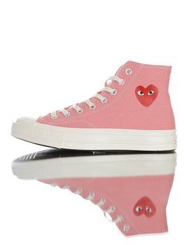 CDGx Converse ALL STAR juego CDG Converse zapatos de skate zapatos 1970...