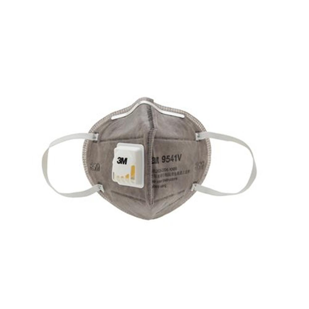 GloryStar KN95 Active Carbon Face Mask With Valve Adjustable Nose Clip Protective Mask 3M 9541V