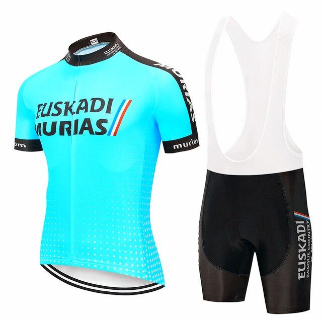 Camisa de ciclismo 2020 pro equipe ineos verão conjunto camisa ciclismo respirável esporte corrida mtb bicicleta jerseys ciclismo roupas formen 4