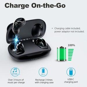 Image 3 - ESR bezprzewodowe słuchawki Bluetooth 5.0th redukcja szumów HIFI głos z mikrofonem 9hr żywotność baterii zestaw słuchawkowy słuchawki douszne