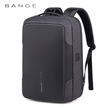 Bange Men Multifunction USB charging Backpack Anti-thief 15.6inch Laptop Backpacks Teenager Fashion Male Mochila Travel backpack