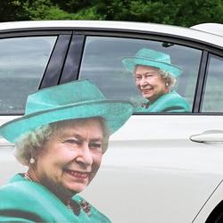 For Car Exterior Window Sticker Trump Sticker Passenger Side window Creative Decals Auto Decoration  Accessories