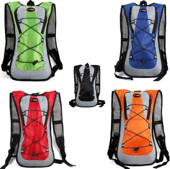 5 colors Outdoor Sports Mountaineering Backpack Camping Hiking Trekking Rucksack Travel Waterproof Cover Bike Bags 1