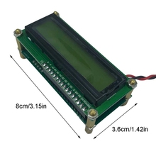 Digital LCD Meter for Ham Radio Amplifier 1MHz to 1200 MHz RF Frequency Counter Tester