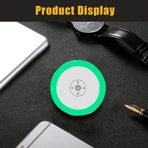 Image 4 - VOXLINK 5V2.4A LED Timer Control Smart travel charger dual usb inductive Charging For iPhone Samsung Xiaomi Mobile Phone Charger
