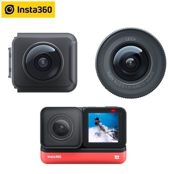 Insta360 ONE R 360 Sports Camera 1
