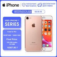 CN/RU Unlocked Used Apple iPhone 7 / iPhone 7 Plus Quad-core Mobile Phone 12.0MP Camera 32G/128G Rom IOS Fingerprint Smart Phone 1