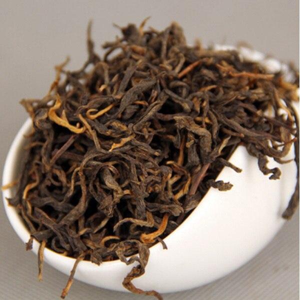Organic Dian Hong Tea Yunnan