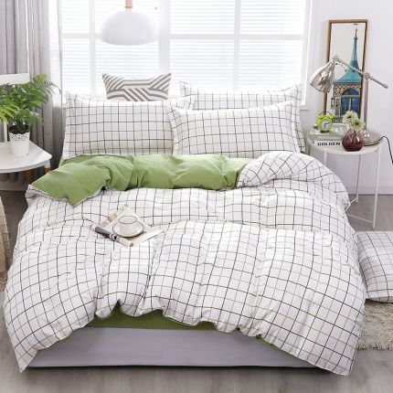 Solstice Home Textile 3/4pcs Bedding Sets Children's Beddingset Bed Linen Duvet Cover Bed Sheet Pillowcase/bed Set