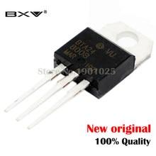 10 pces BTA24-800B bta24 BTA24-800 triacs 25 amp 800 volts para-220 original novo ic