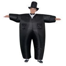 Костюм Джентльмена жениха надувной костюм для взрослых забавная