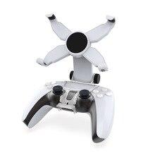 Para ps5 playstation 5 gamepad controlador telefone inteligente celular suporte de montagem braçadeira clipe suporte telefone acessórios do jogo