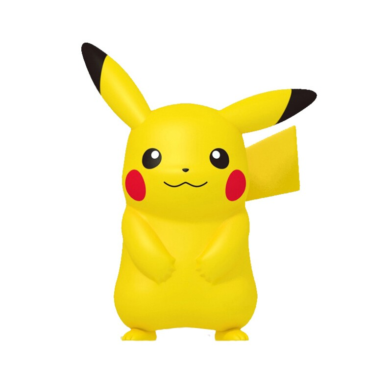 Original Pokemon Pikachu Figures Dolls Cartoon Pokémon Squirtle Charmander Psyduck Purin Anime Model Toys Kids Birthday Gift 2